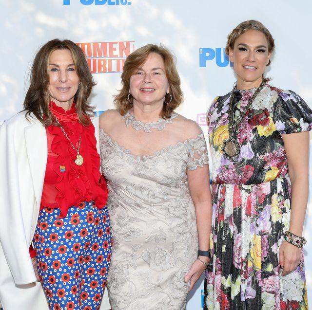 Lauren Rosenkranz, Faith Gay, Julie Rice, theater
