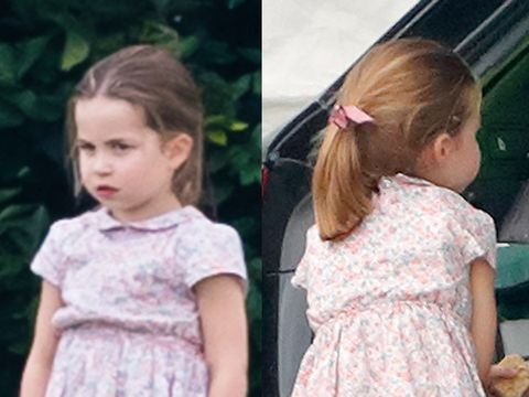 princesscharlotte,hairarrange