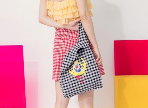 Grace Gift最新聯名美少女戰士推出手提袋