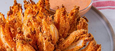 Air Fryer Bloomin' Onion - Delish.com