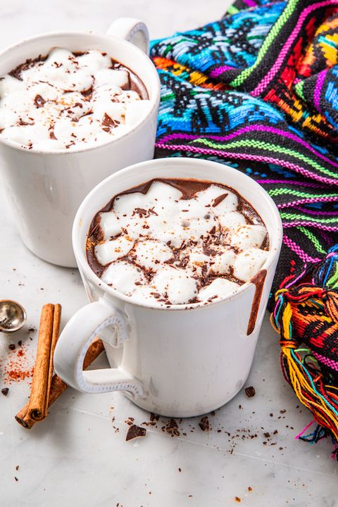 Mexican Hot Chocolate - Delish.com