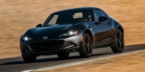 Land vehicle, Vehicle, Car, Performance car, Sports car, Automotive design, Sedan, Landscape, Mazda mx-5, Coupé,
