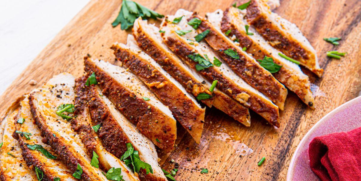 breast recipe crockpot Turkey in