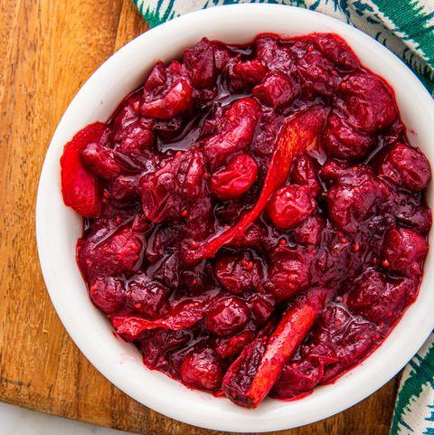 Keto Cranberry Sauce - Delish.com