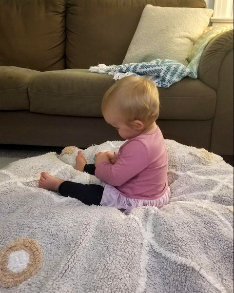 Machine Washable Pouf Lorena Canals Sleepover Pouf Review