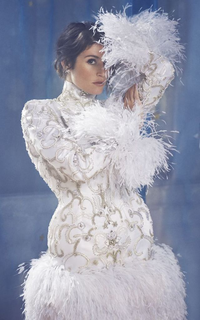white, clothing, dress, fur, fashion, beauty, gown, wedding dress, haute couture, photography,
