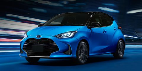 2020 Toyota Yaris For Japan Gets New Platform Powertrains