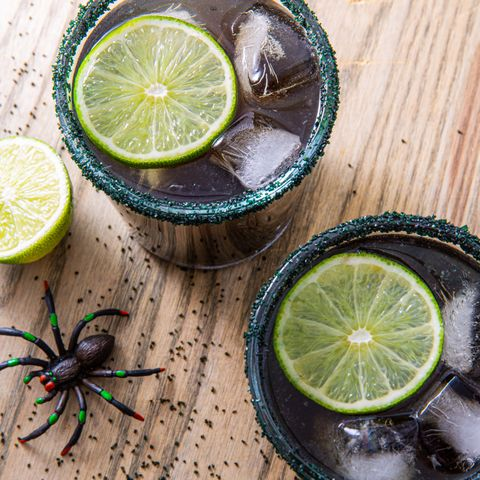 Black Magic Margaritas - Delish.com