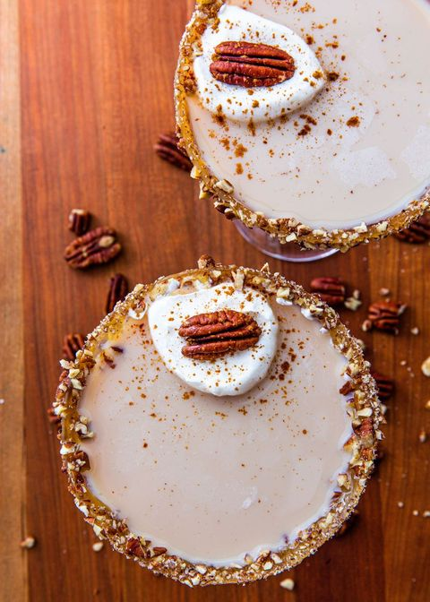 Pecan Pie Martini - Delish.com