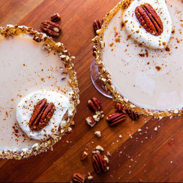 Pecan Pie Martini - Delish.com