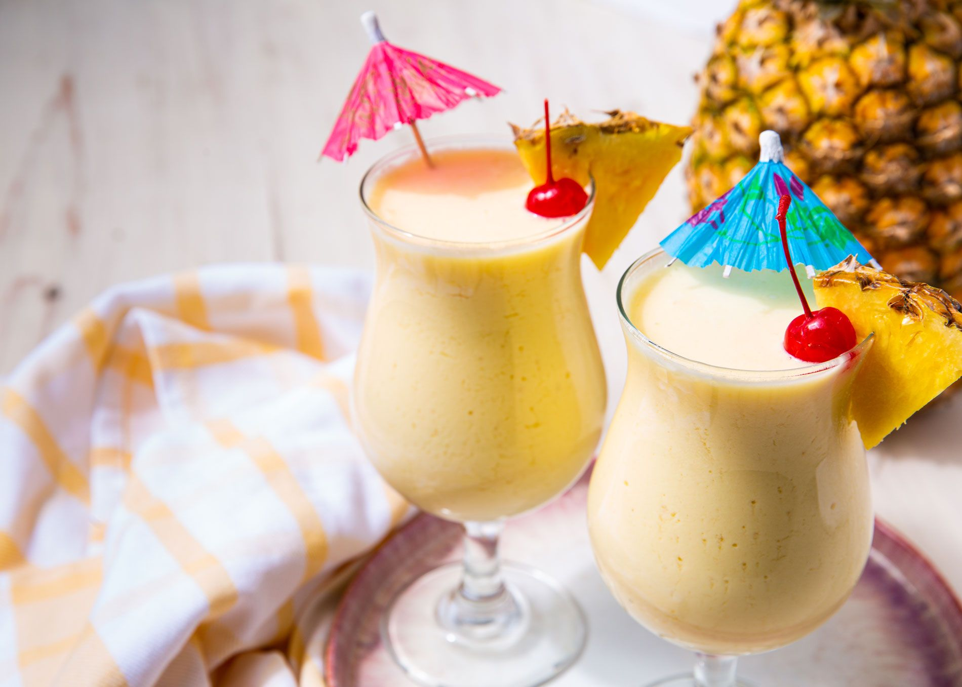 Best Virgin Piña Colada - How to Make Virgin Piña Coladas