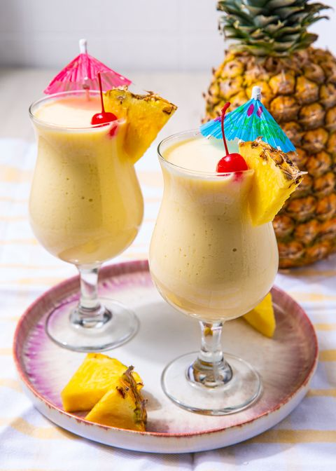 Virgin Pina Colada - Delish.com