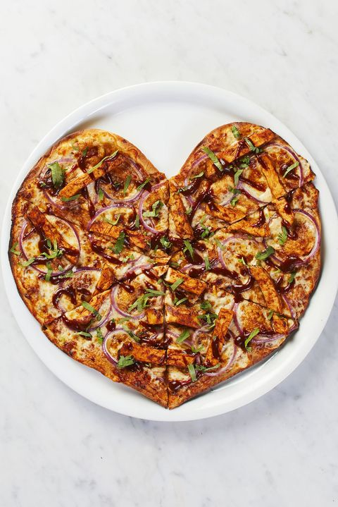 cpk heart pizza - valentines day restaurant specials