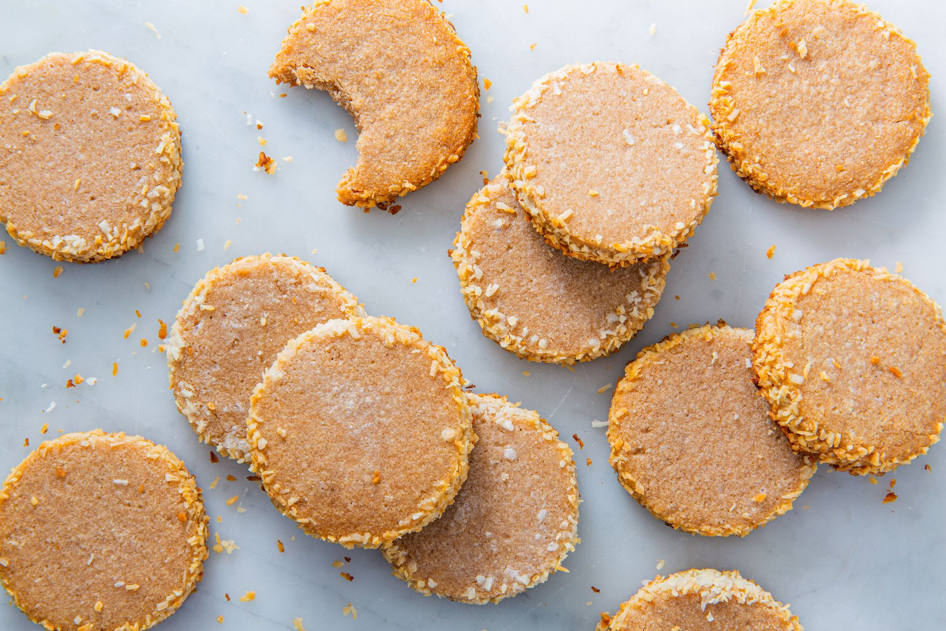 Thank you for voting for Lena's Keto Snickerdoodle Shortbread Cookies!