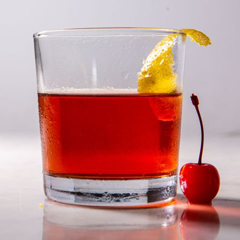 Cherry Sazerac - Delish.com