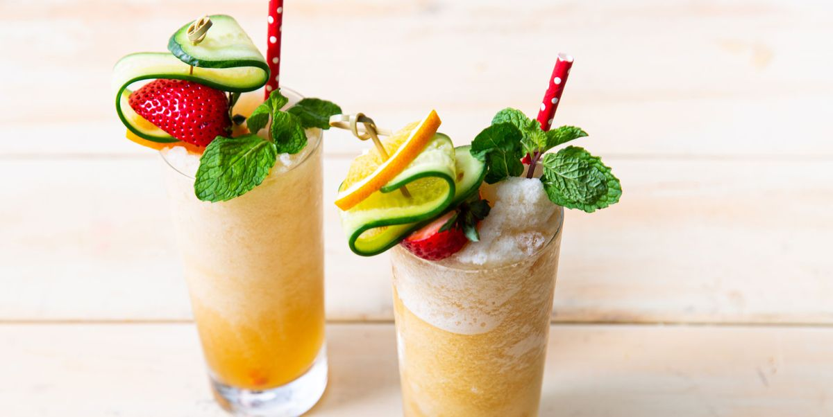 A Frozen Pimm's Cup Is A Summer Must