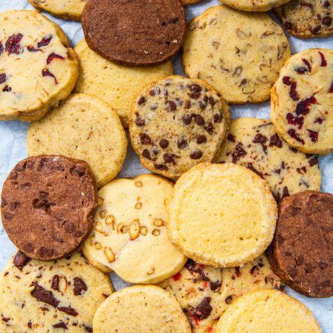 Icebox Cookies - Delish.com