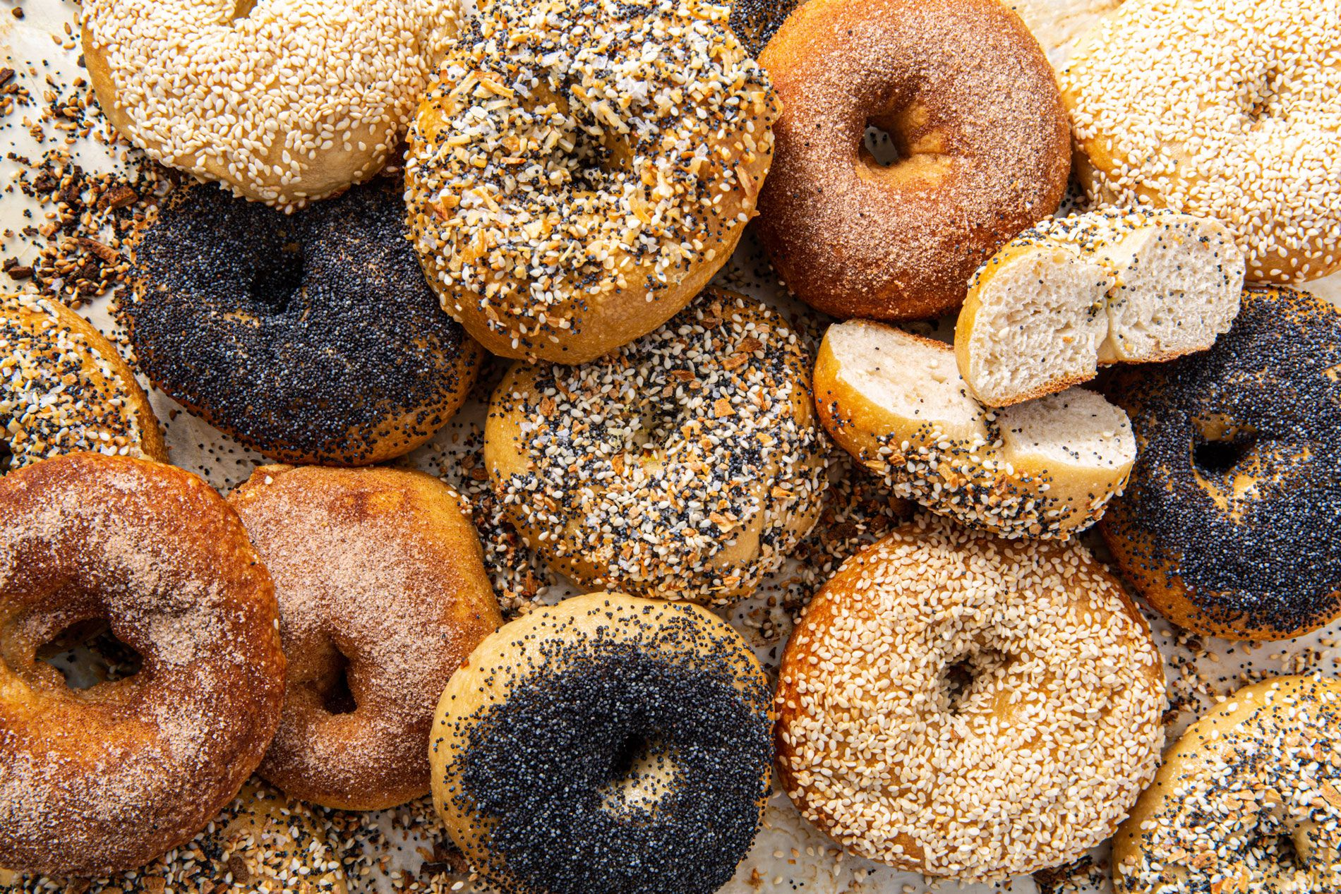 New Jersey Called Itself the 'Bagel Capital Of The World'