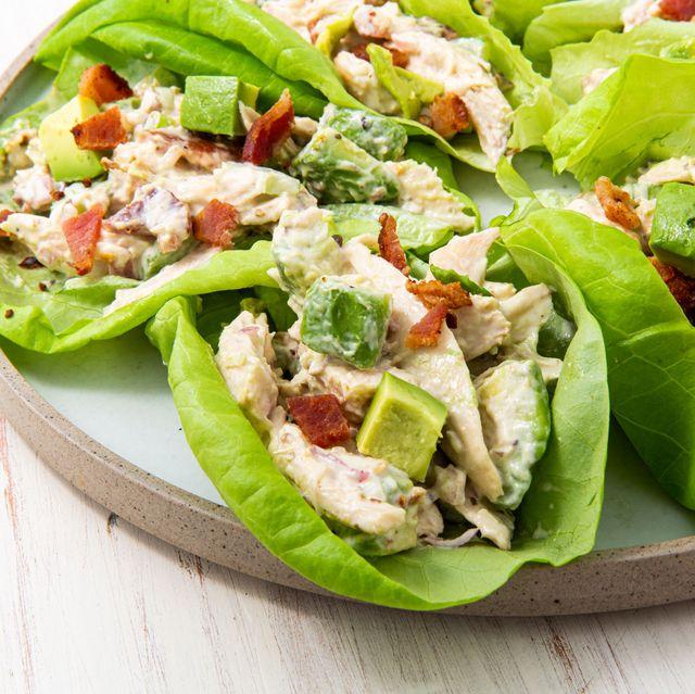 Keto Chicken Salad - Delish.com