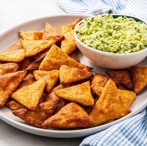 Keto Tortilla Chips - Delish.com
