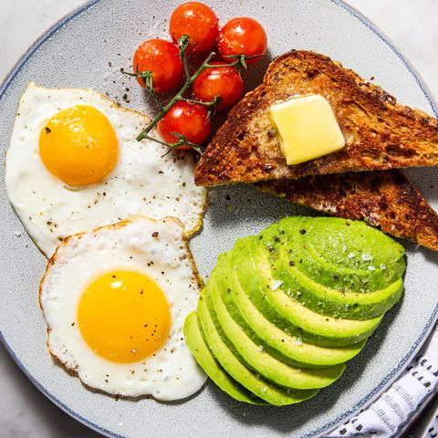 Sunny Side Up Eggs - Delish.com