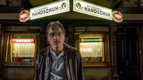 Jonas Dassler en 'The Golden Glove'.
