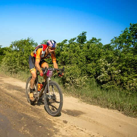 Cycle sport, Cycling, Bicycle, Cross-country cycling, Vehicle, Mountain bike, Bicycle racing, Outdoor recreation, Dirt road, Mountain bike racing,