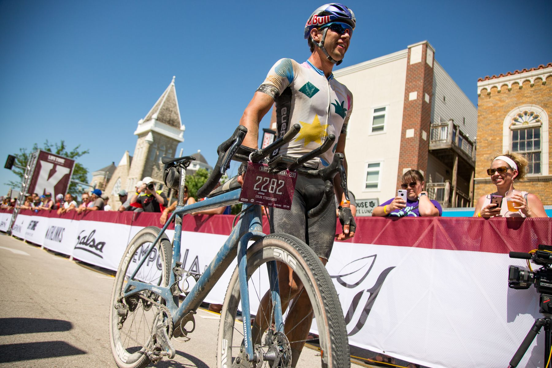 Colin Strickland Interview- How He Won Dirty Kanza in Less