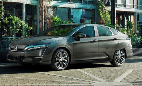 2019 Honda Clarity Électrique