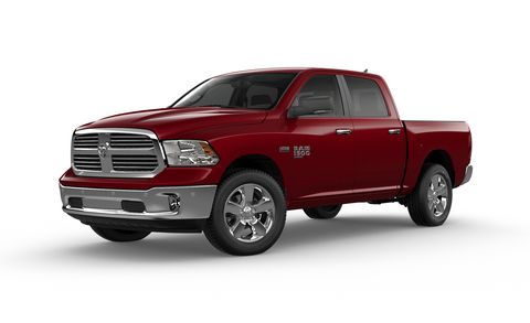 Ram Continues Previous Gen Pickup Under Classic Badge For