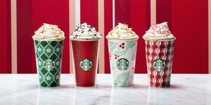 2019 Starbucks Christmas Menu - Women's Health UK