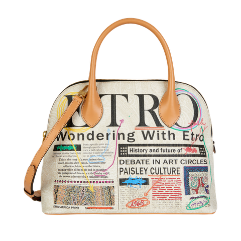 Handbag, Bag, Fashion accessory, Shoulder bag, Tote bag, Material property, Luggage and bags, Beige,