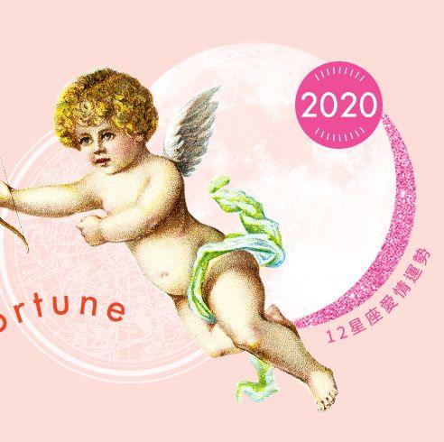 2020年12星座愛情運勢
