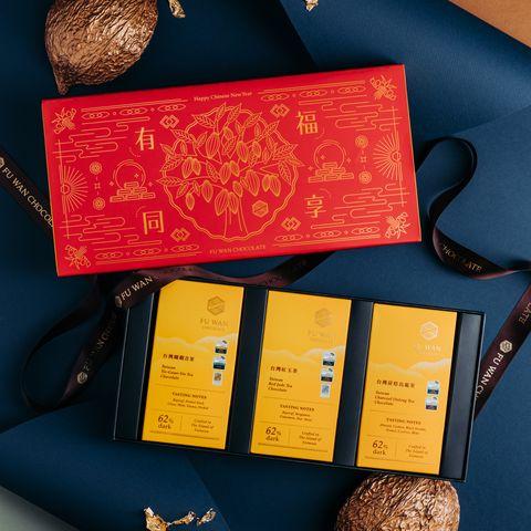 【2020過年伴手禮推薦】集結世界金牌巧克力、東京人氣伴手禮!10款過年春節禮盒讓你送得有面子