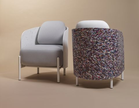 noma editions sustainable design armchair circular economy green eco friendly