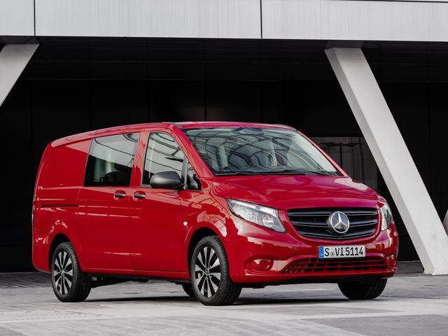 2021 Mercedes-Benz Metris Review, Pricing, and Specs