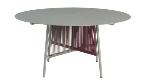roche bobois dining table milan   elle decor