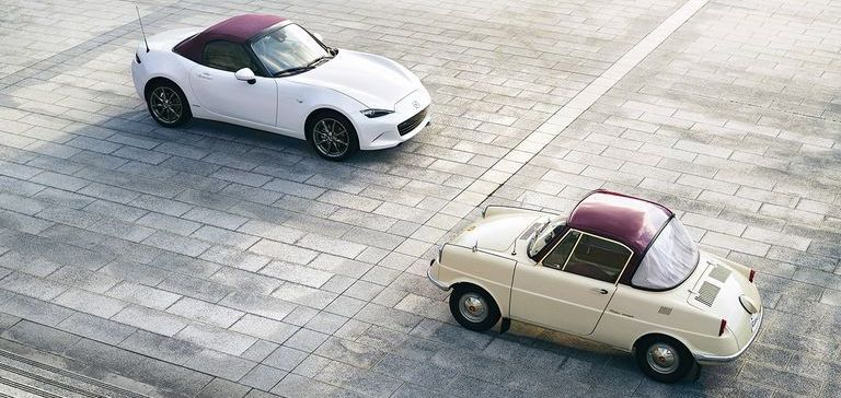 Mazda Is Celebrating its 100th Anniversary With a Bunch of Special-Edition Cars