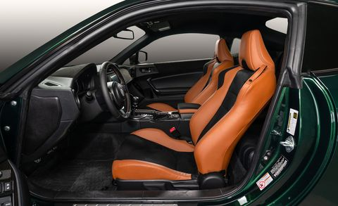 Toyota Hakone Edition The Sports Car Deep Green Color