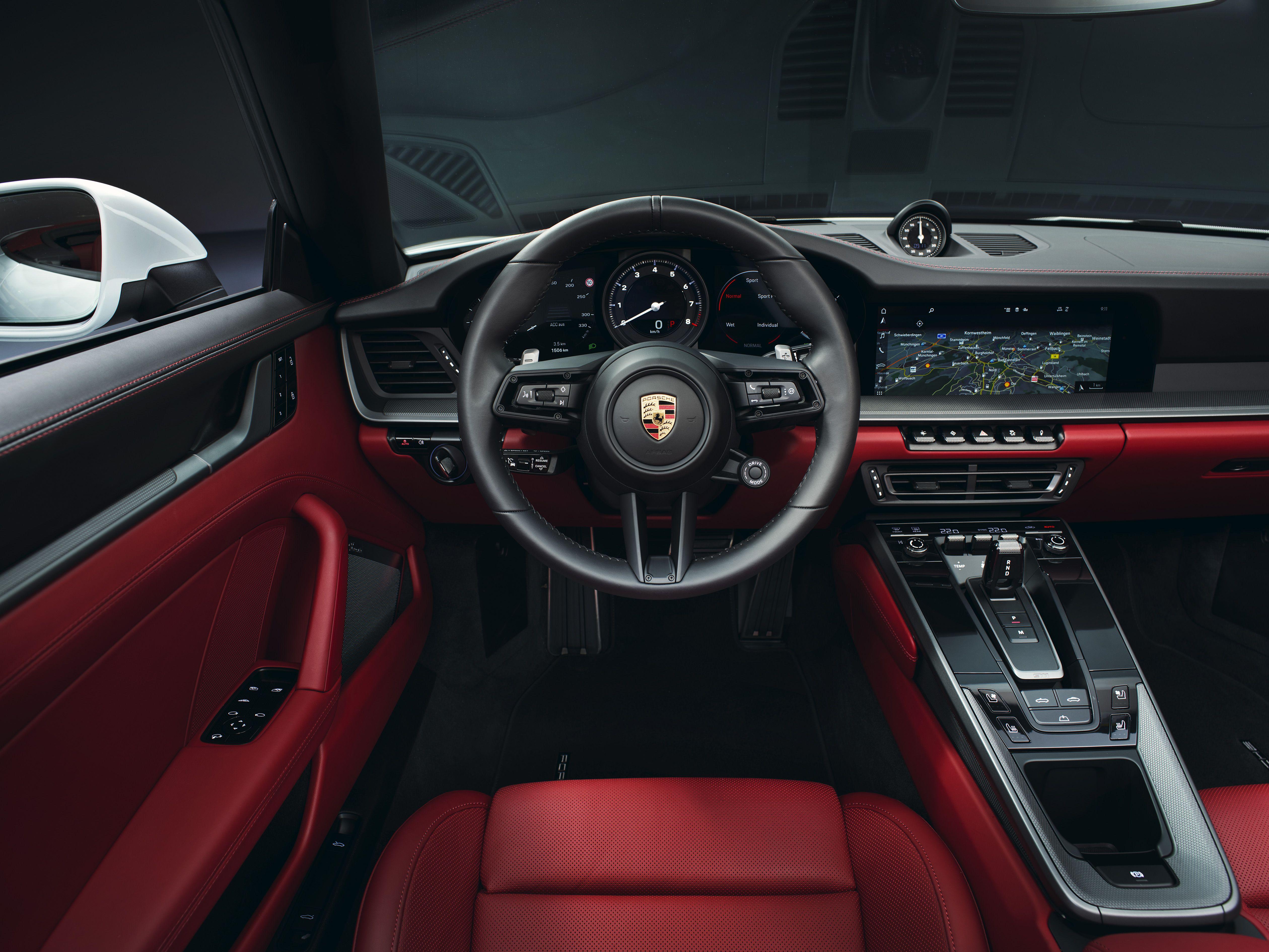 2020 Porsche 911 Carrera \u2013 New 379,HP Base Model