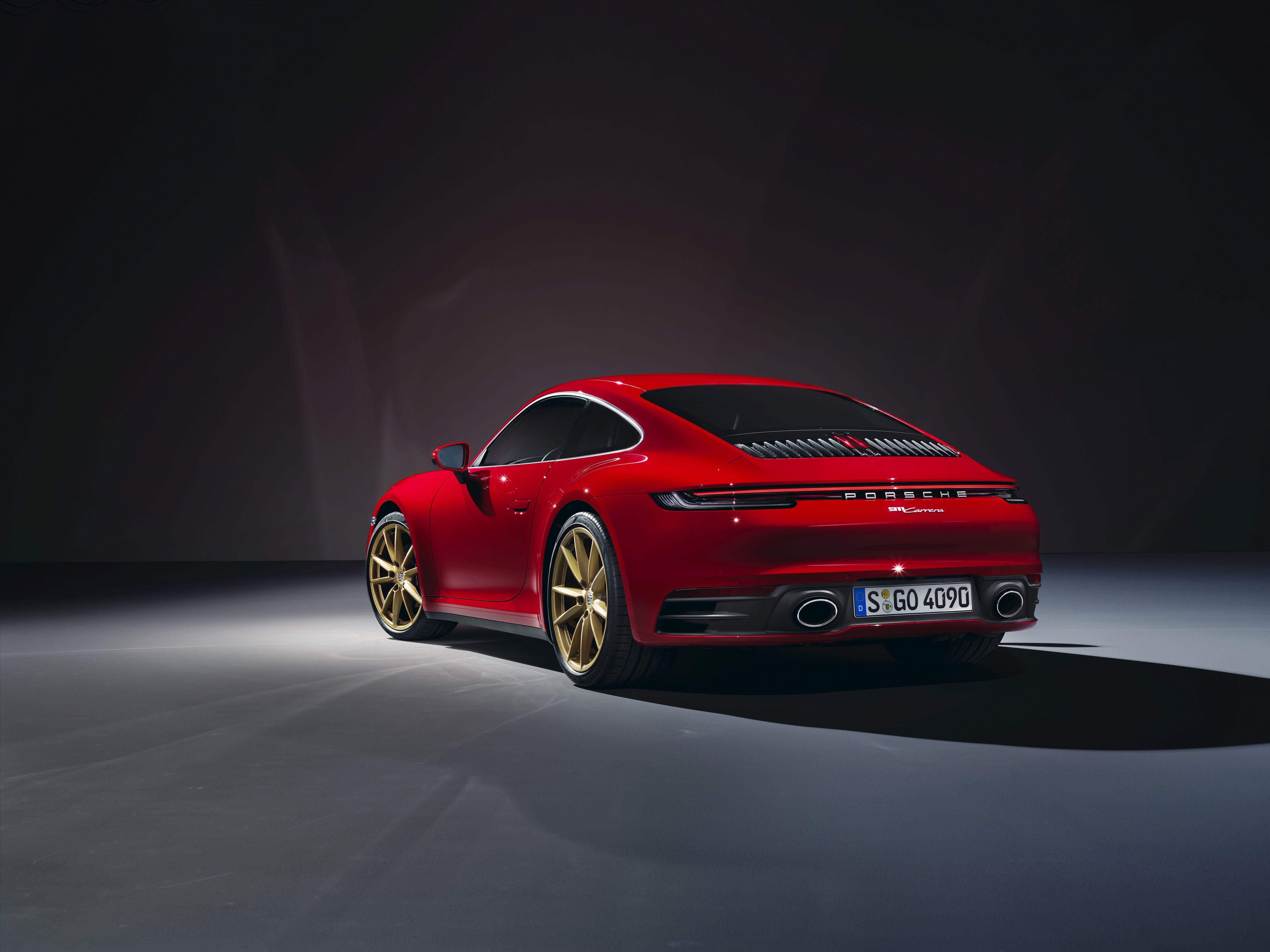 The 2020 Porsche 911 Carrera Slides In Just Under $100,000