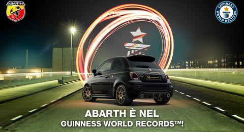 abarth récord