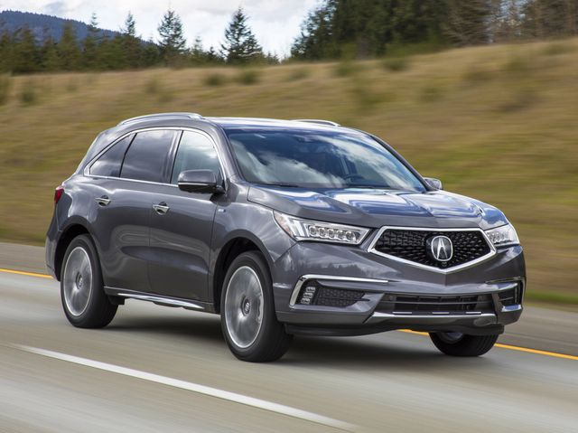 2020 Acura Mdx Review Pricing And Specs