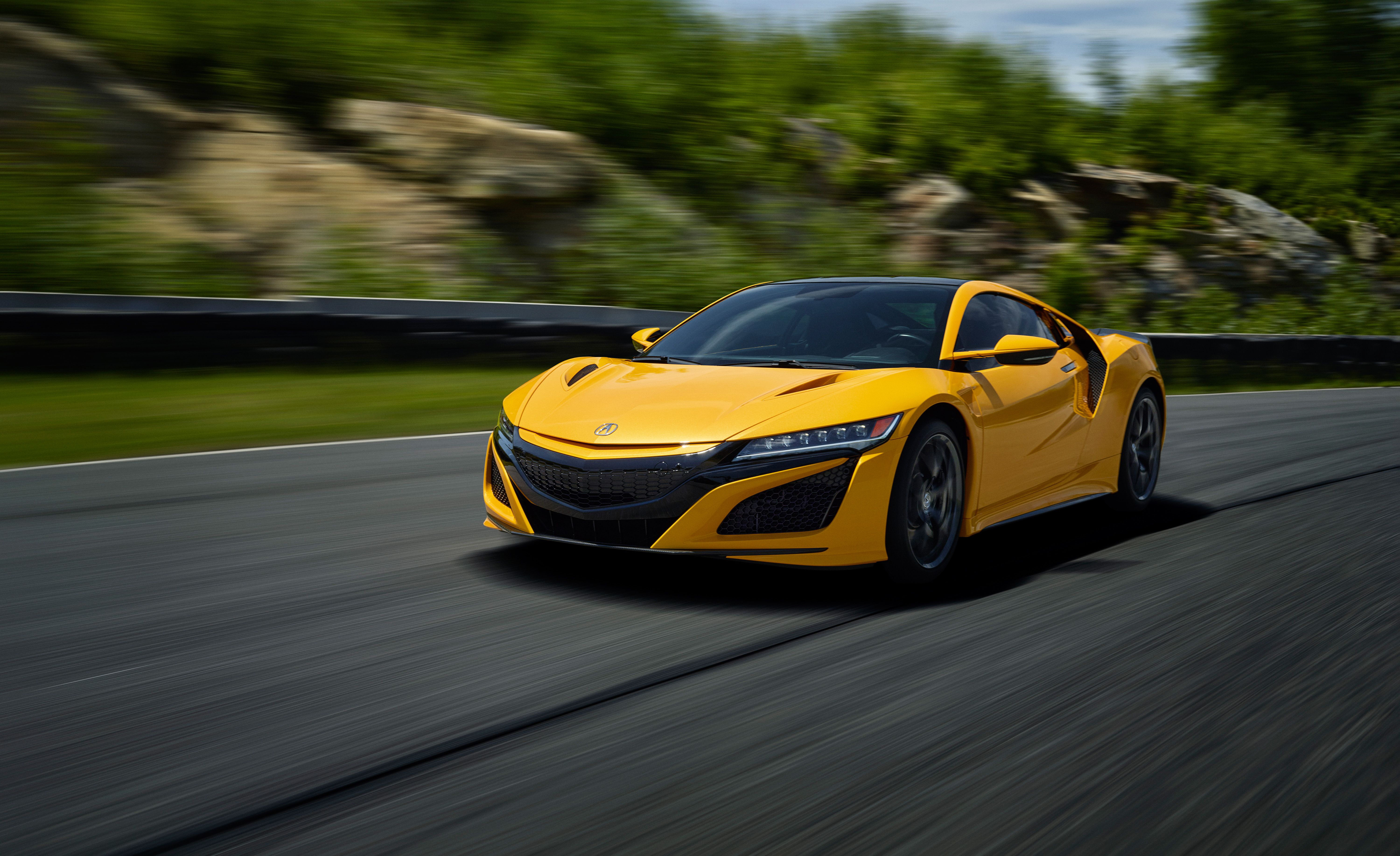 2020 Acura NSX Review, Pricing, and Specs