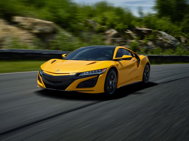 2020 Acura Nsx Review Pricing And Specs