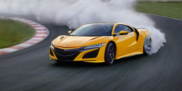 Hello The 2020 Acura Nsx Now Comes In Yellow