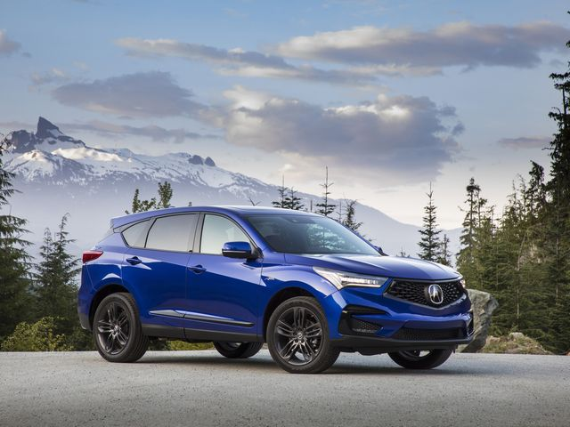 2019 Acura Rdx Review Pricing And Specs