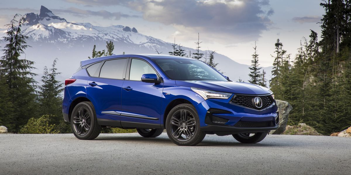 2019 Acura RDX Review, Pricing, and Specs