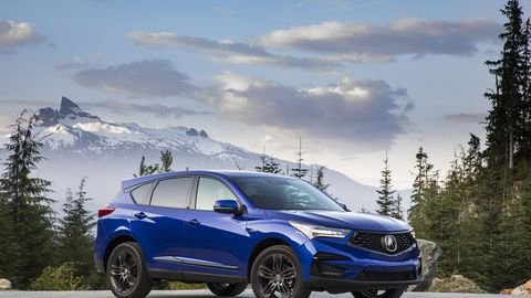2020 Acura RDX Redesign, Price & Release Date >> 2020 Acura Rdx Review Pricing And Specs