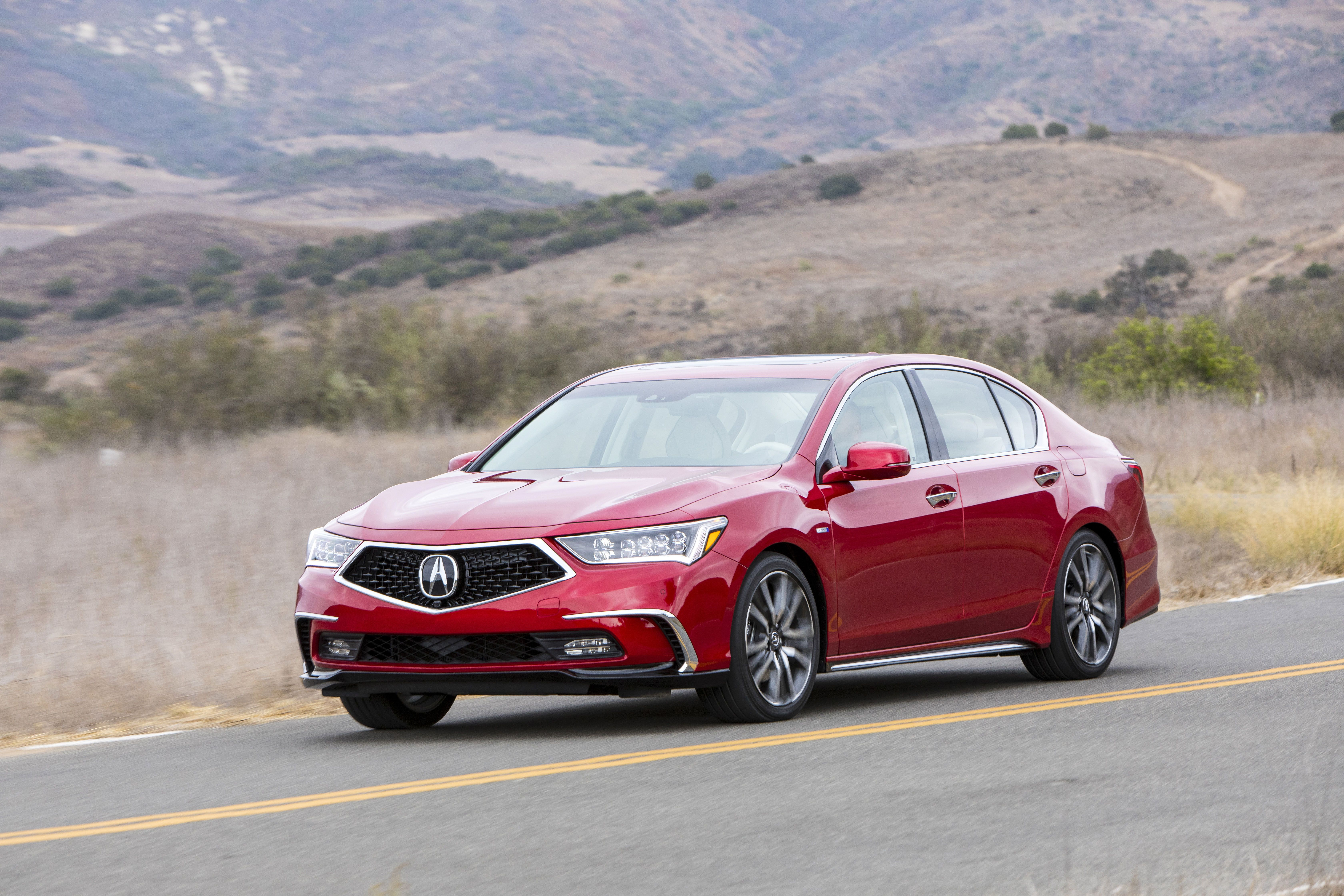 2020 Acura Rlx Review Pricing And Specs